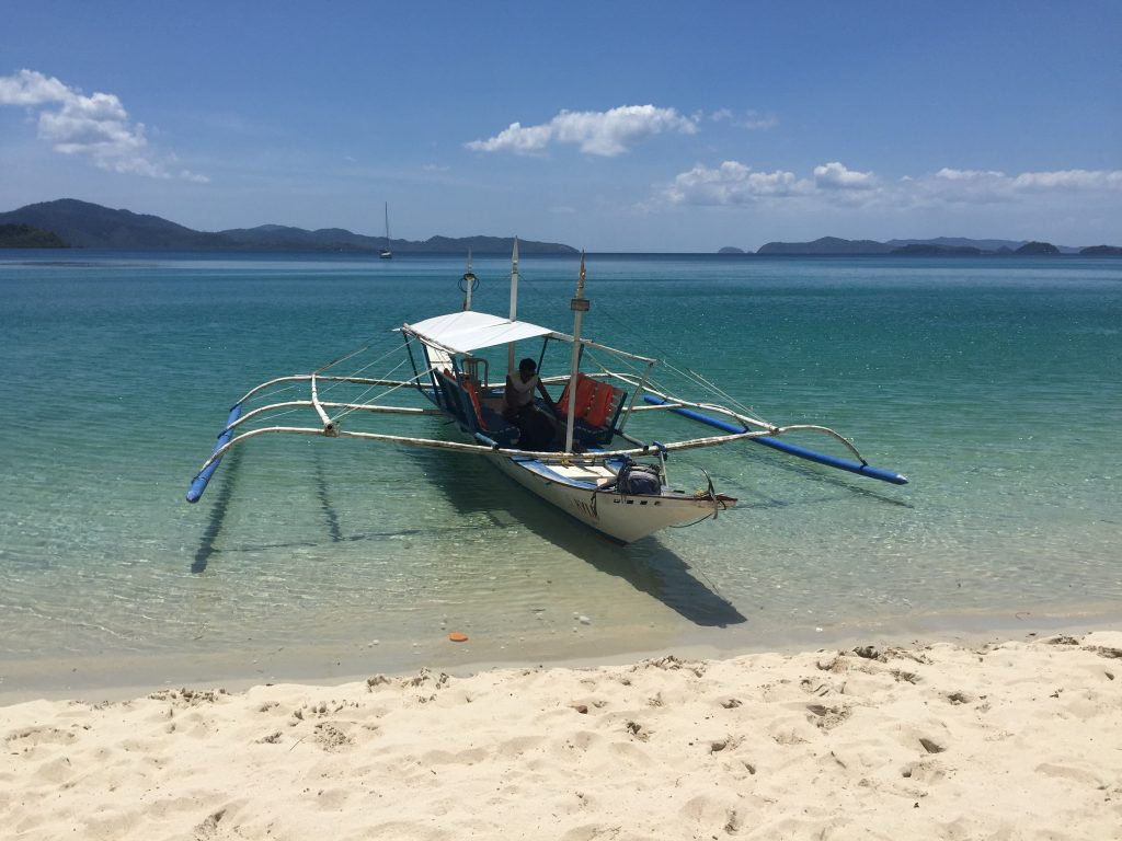blog de voyages - philippines -port barton