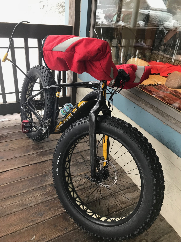 Le fat bike