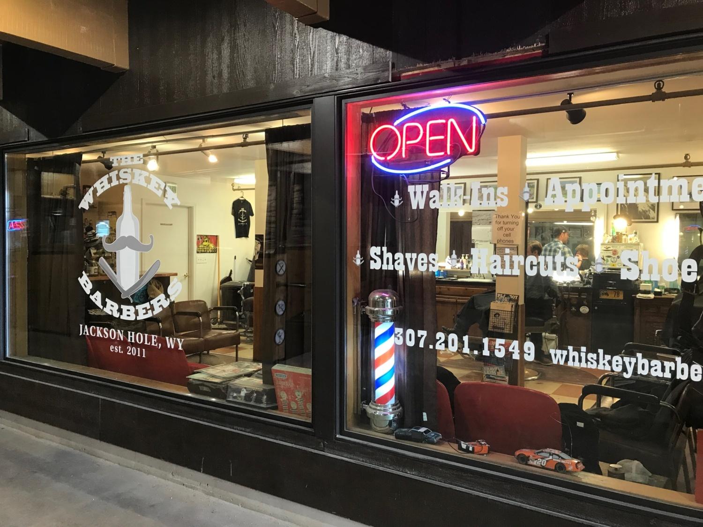 Des coiffeurs originaux