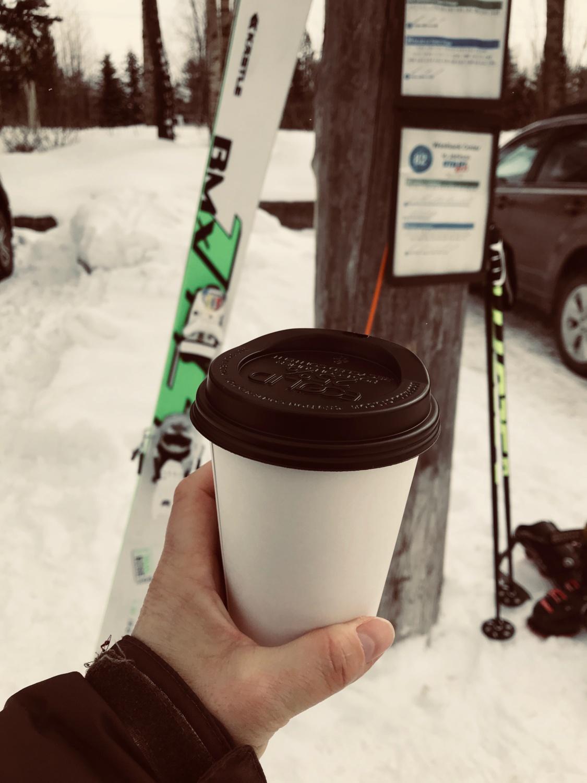 Le café américain !